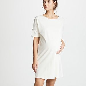 HATCH Maternity The Afternoon Dress In Ivory!